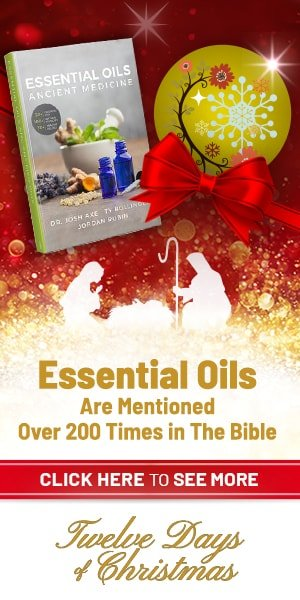 Bonus Day - Essential Oils Ancient Medicine