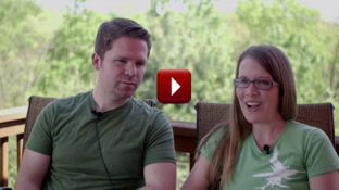 Hodgkin's Lymphoma Survivor Story of Cortney Campbell (video)