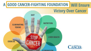 A Good Cancer-Fighting Foundation Will Ensure Victory Over Cancer