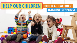 Help Our Children Build a Healthier Immune Response