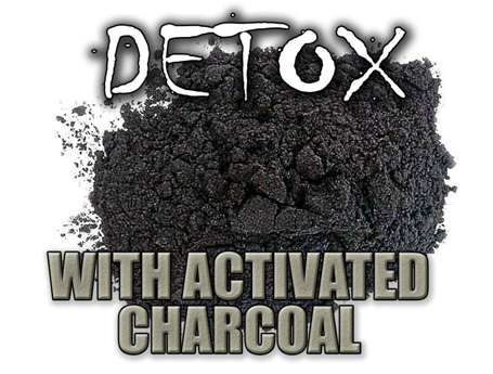 Image result for charcoal detoxify