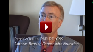 Cancer Battle: A New Strategy Needed (video)