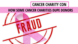 The Latest Cancer Con - How Some Cancer Charities Dupe Donors