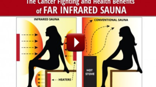 The Cancer Fighting Benefits of Far Infrared Saunas (video)