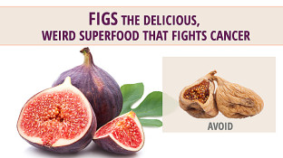 Figs -- The Delicious, Weird Superfood That Fights Cancer