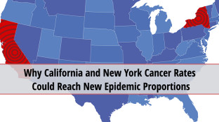 Why California and New York Cancer Rates Could Reach New Epidemic Proportions