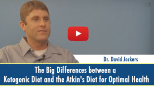 The Big Differences between a Ketogenic Diet and the Atkin's Diet for Optimal Health (video)