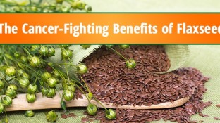 The Cancer-Fighting Benefits of Flaxseed