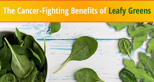 cancer-fighting-leafy-greens