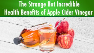 The Strange But Incredible Health Benefits of Apple Cider Vinegar for Weight Loss, Immunity & More