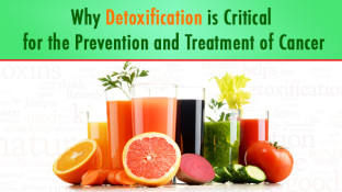 Why Detoxification is Critical for the Prevention and Treatment of Cancer