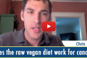 Does the raw vegan diet work for cancer