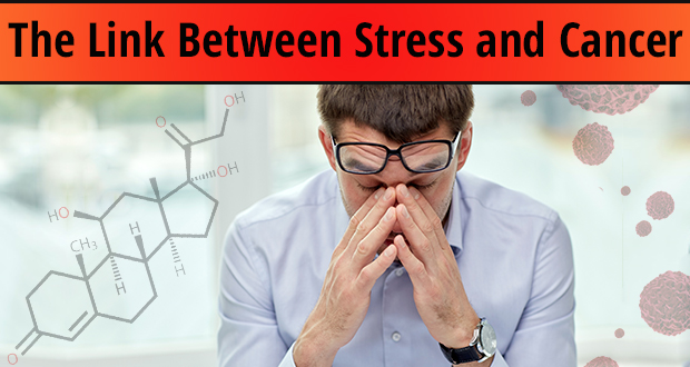 The link between cancer and stress