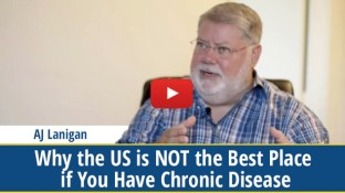 Why the USA is NOT the Best Place if You Have Chronic Disease (video)