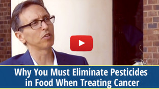Why You Must Eliminate Pesticides in Food When Treating Cancer (video)