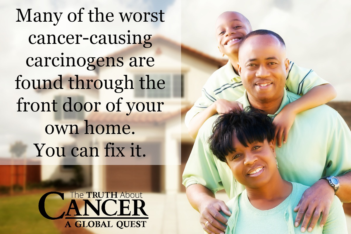 Cancer-Proof Your Home in 7 Steps