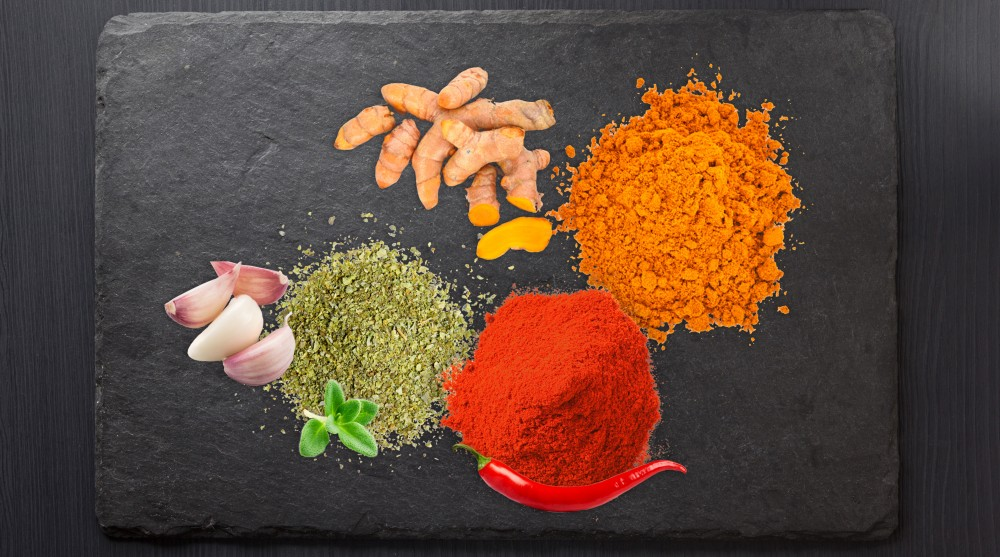4 Super Hero Cancer Fighting Spices