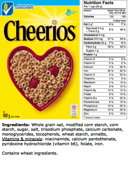 cheerios nutrition: is this popular food actually healthy for kids