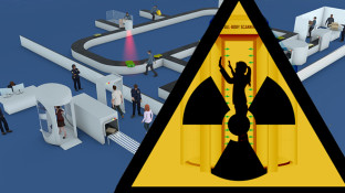 How Safe is an Airport Full Body Scanner?
