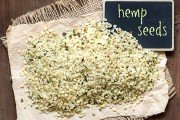 Anti-cancer Recipe: Raw Creamy Carrot Hemp Seed Soup