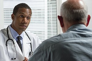 Around 60% of men over the age of 65 will develop prostate cancer