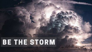 Be the Storm: Cancer is NOT a Death Sentence!