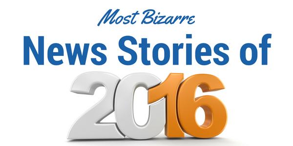 Bizarre News Stories
