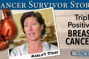 Cancer Survivor Story Karla Olson