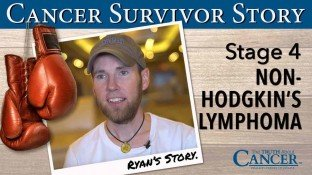 Cancer Survivor Story: Ryan Luelf (Stage 4 Non-Hodgkins Lymphoma)