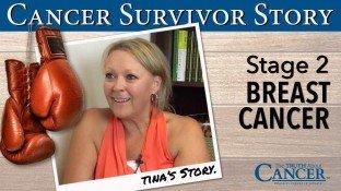 Cancer Survivor Story: Tina Baird (Breast Cancer)