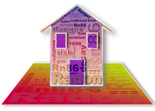 Common entry points for radon to enter your home are cracks between concrete (usually found in the floor-to-wall junctions), gaps in tiles or the floor, small pores found in hollow-block walls, drains, and sump-pumps
