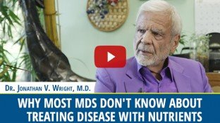 Why Most MDs Don't Know How to Treat Disease With Nutrients (video)