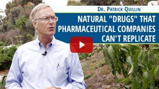 "Natural ""Drugs"" That Pharmaceutical Companies Can't Replicate (video)"