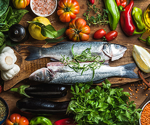 Adherence to the Mediterranean diet was shown to reduce overall mortality rate by 22 percent in men already diagnosed with non-nonmetastatic prostate cancer