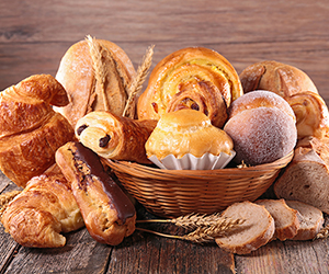 A high intake of refined carbohydrates (e.g. bread, cakes, and candy) has been shown to increase risk of prostate cancer