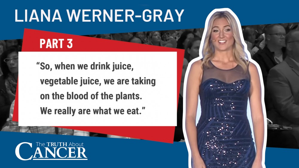 liana werner-gray quote