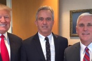 Donald Trump and Robert Kenendy Jr 3