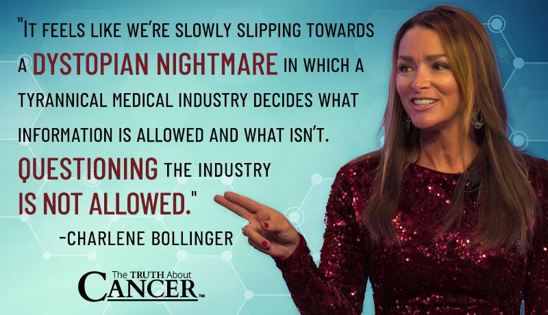 charlene bollinger quote