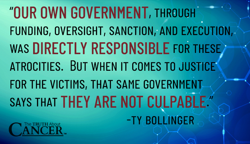 ty bollinger quote on the guatemala experiments