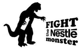 Fight the nestle monster