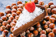 """Healthy Chocolate Pie Recipe """"Mouth Watering"""" Maca Cacao Pie"""
