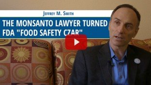 "Jeffrey Smith Talks About the Monsanto Lawyer Turned FDA ""Food Safety Czar"" (video)"