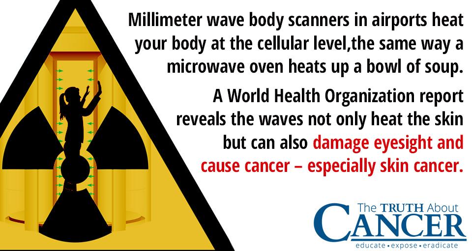 Millimeter-wave-body-scanner