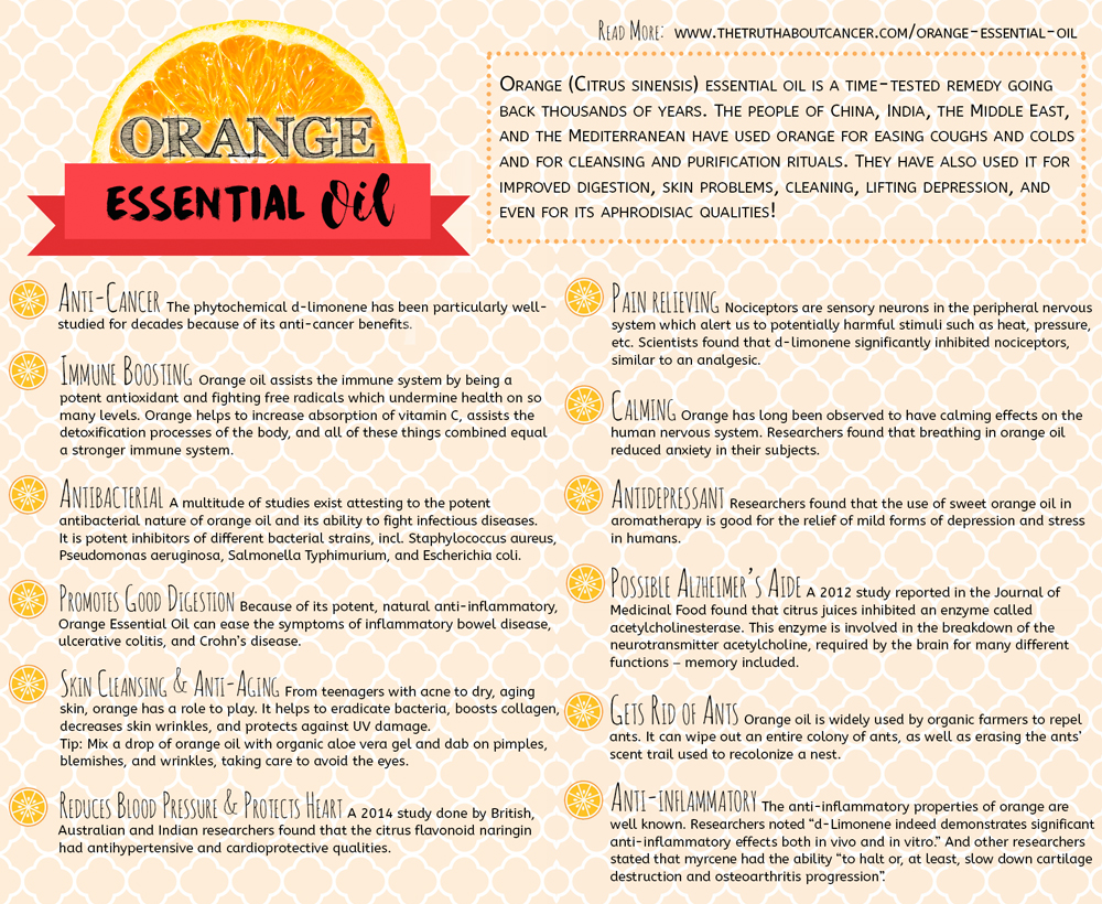 Orange-essential-oil-benefits