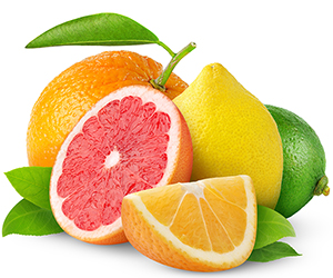 """Pectin"" is a carbohydrate substance that is found naturally in the inner cell wall of most plants. It is especially concentrated in the peel and pulp of citrus fruits, including grapefruits, oranges, limes, and lemons"