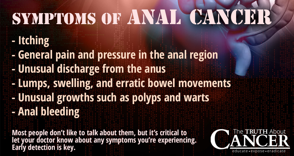 Prevent anal cancer