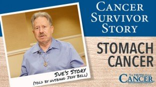 Cancer Survivor Story: Sue Bell (Stomach Cancer)