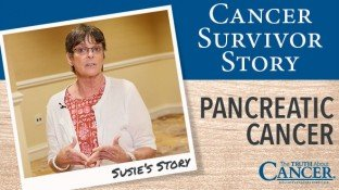 Cancer Survivor Story: Susie Lemieux (Pancreatic Cancer)
