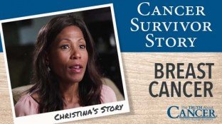 Cancer Survivor Story: Christina (Breast Cancer)