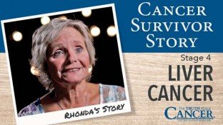 Cancer Survivor Story: Rhonda (Stage 4 Liver Cancer)